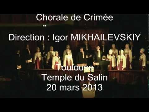 Choeur de Crimée