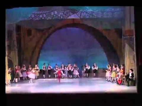 Ballet Opéra National de Kiev