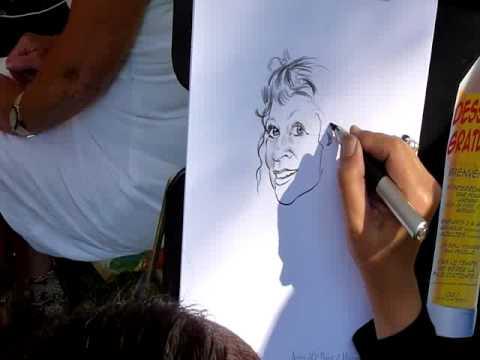 Caricaturiste Betty