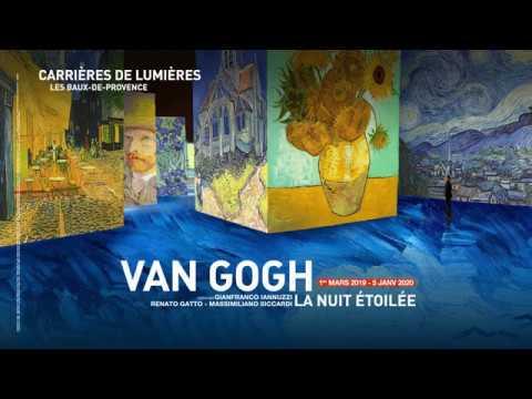 Van Gogh, La Nuit Étoilée / Japon Rêvé À Paris Au 31 Décembre 2019