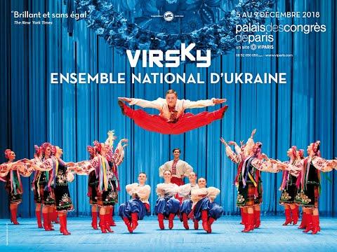 VIRSKY Ensemble National d'Ukraine