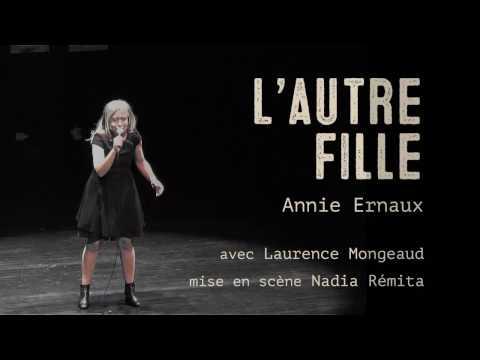 L'autre Fille - Annie Ernaux