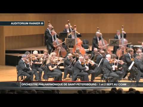 Orchestre Philharmonique de Saint Petersbourg