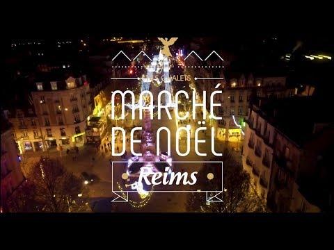 Marché de Noël de Reims 2018