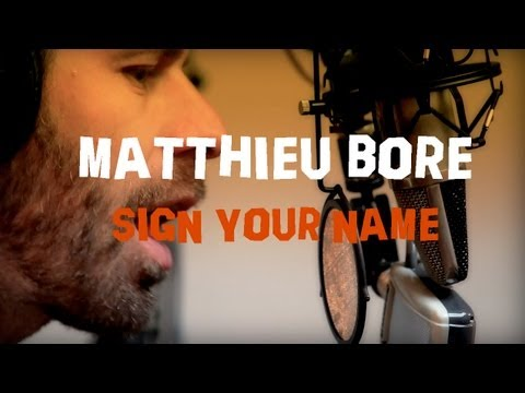 Matthieu Bor�