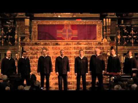Le choeur d'hommes Basque Anaiki