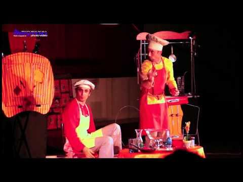 Les cuisiniers musiciens