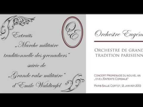 Orchestre de salon Eugénie