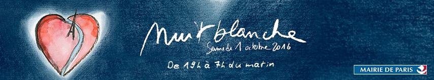 Nuit Blanche Paris 2016
