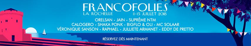 Francofolies2018