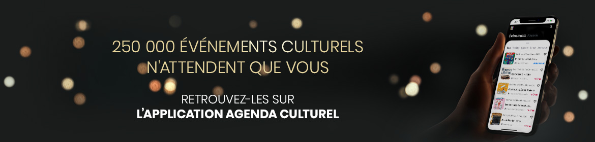 Application Agenda Culturel