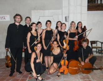 Orchestre de Chambre Antonio Vivaldi Saint Junien