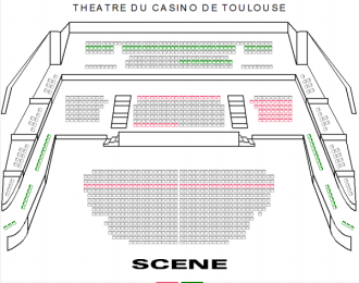 Casino Th��tre Barriere Toulouse