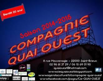 Compagnie Quai Ouest Saint Brieuc