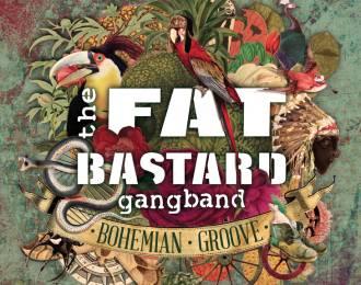 The Fat Bastard Gang Band Lyon