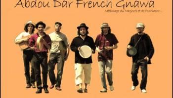 Abdou Dar French Gnawa