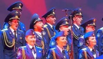 Concert Choeurs de l'Arm�e Rouge