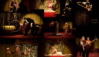 Spectacle Compagnie Pr�-O-Coup�