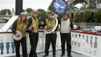 Orchestre de jazz La Planche � Dixie