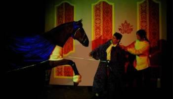 La Com�die Equestre