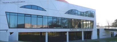 Centre culturel la passerelle Fleury les Aubrais