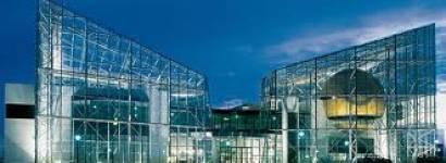 Futuroscope Palais des congr�s Poitiers