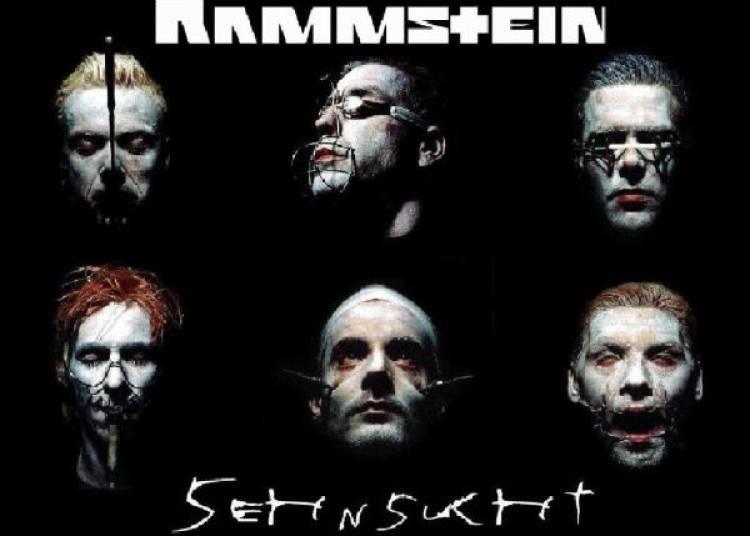 Rammstein - Vitalic - Raphael - The Hives � Carhaix Plouguer