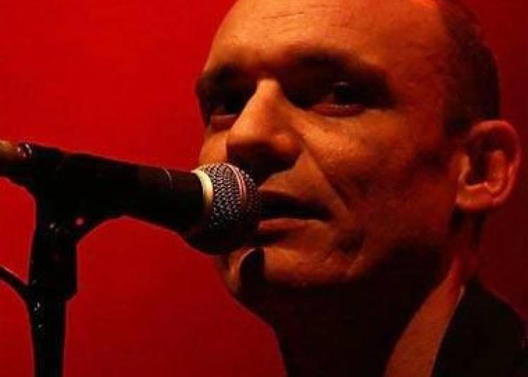 Ga�tan Roussel re-plays Blessures d'Alain Bashung � La Rochelle