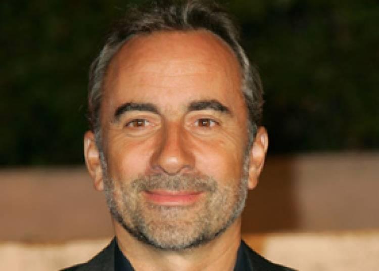 Antoine Dulery fait son cinema � Avignon