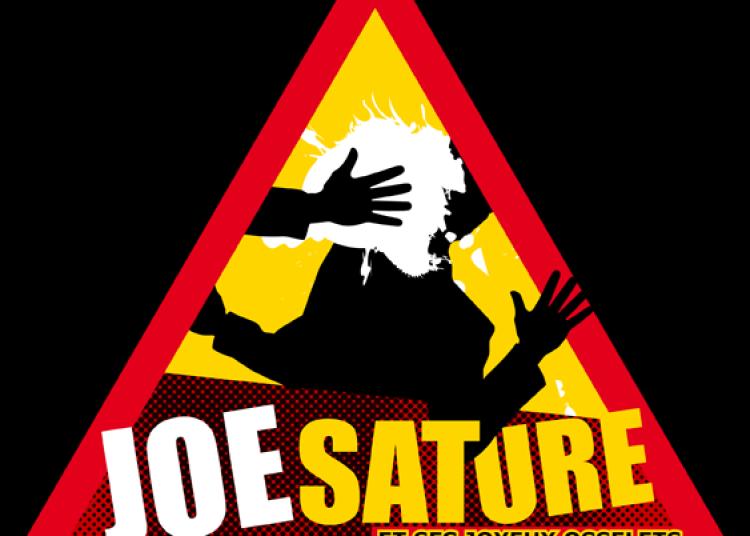 Compagnie Joe Sature et ses Joyeux Osselets � Nevers