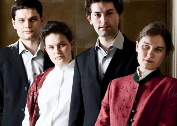 Quatuor Girard - Rapha�l Pidoux � Paris 7�me