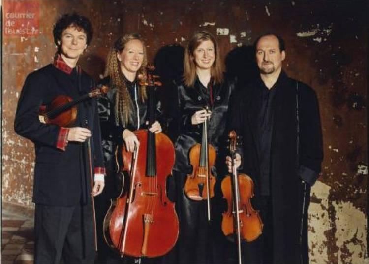 Quatuor Ludwig � Paris 7�me