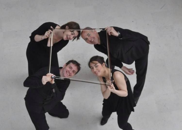 Quatuor Thymos � Paris 7�me - 11 juin 2013