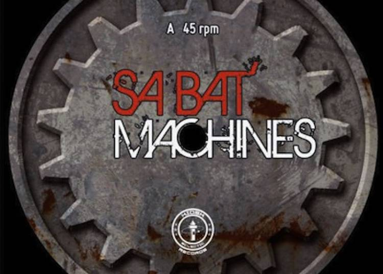 The Balkan Republic of Sound - Sa Bat' Machines feat. Lucy & Lysa � La Courneuve